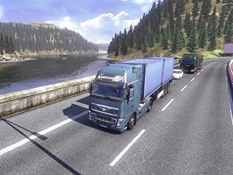 Euro Truck Simulator 2 (PC CD): Amazon co uk: PC & Video Games