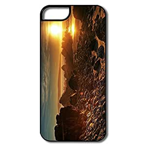 Funny Rocky Beach IPhone 5/5s Case For Family