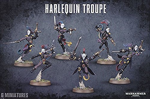 Harlequin Troupe (2017 Edition) SW Games Workshop 99120111004