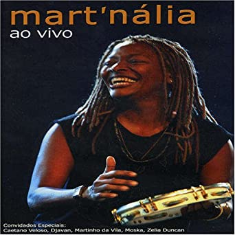 cd mart nalia ao vivo