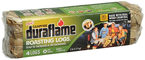Duraflame 00497 Roasting Logs Firelog Bundles, 5lb