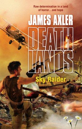 book cover of Sky Raider