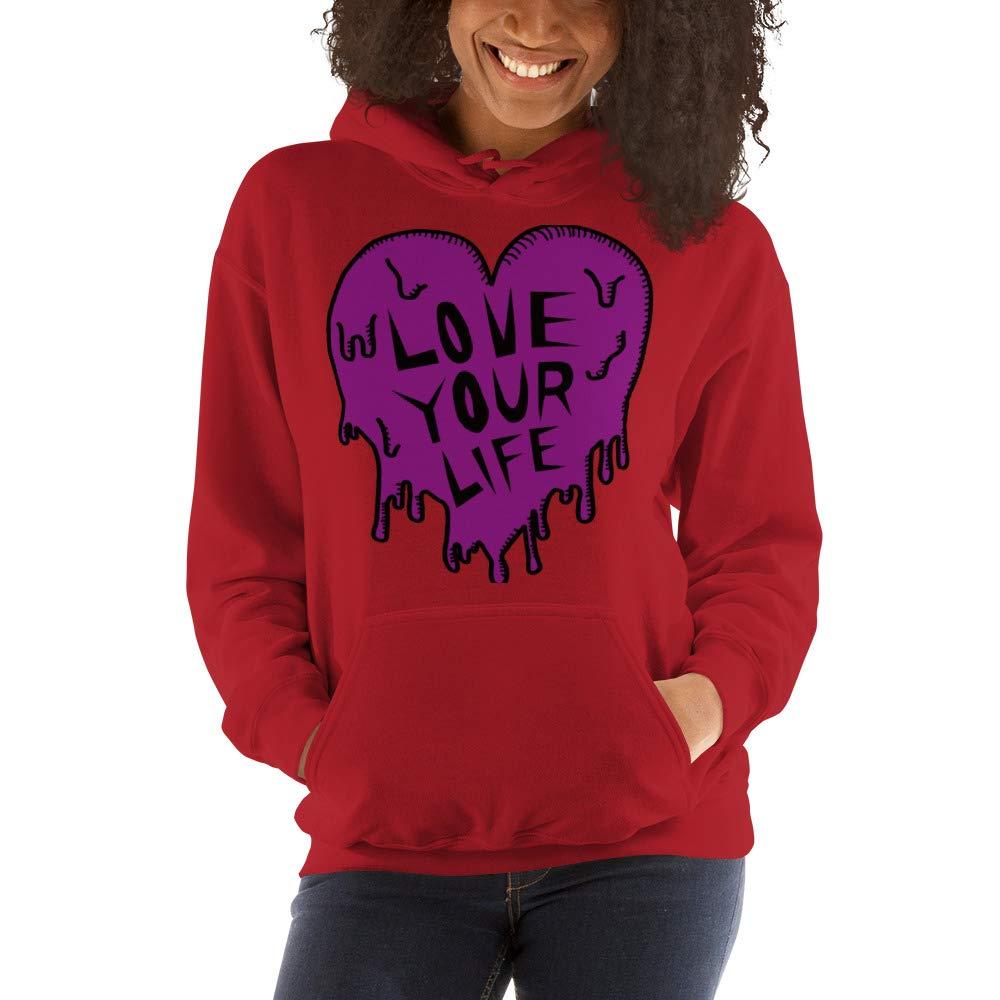Hooded Sweatshirt St Men/_s Premium T-Shirt Red Valentine s Day T-Shirts