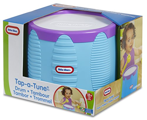 51rujv0kLhL - Little Tikes Tap-A-Tune Drum Baby Toy