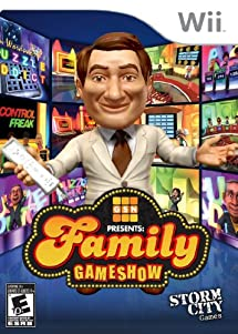 Gsn Presents: Family Gameshow - Nintendo Wii