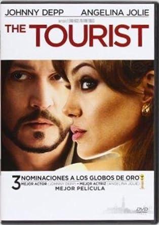 The Tourist [DVD]: Amazon.es: Johnny Depp, Angelina Jolie ...