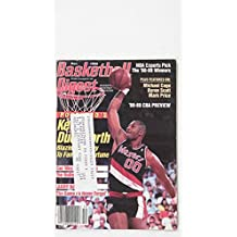 DECEMBER 1988 BASKETBALL DIGEST BLAZERS KEVIN DECKWORTH 88-89 CBA PREVIEW