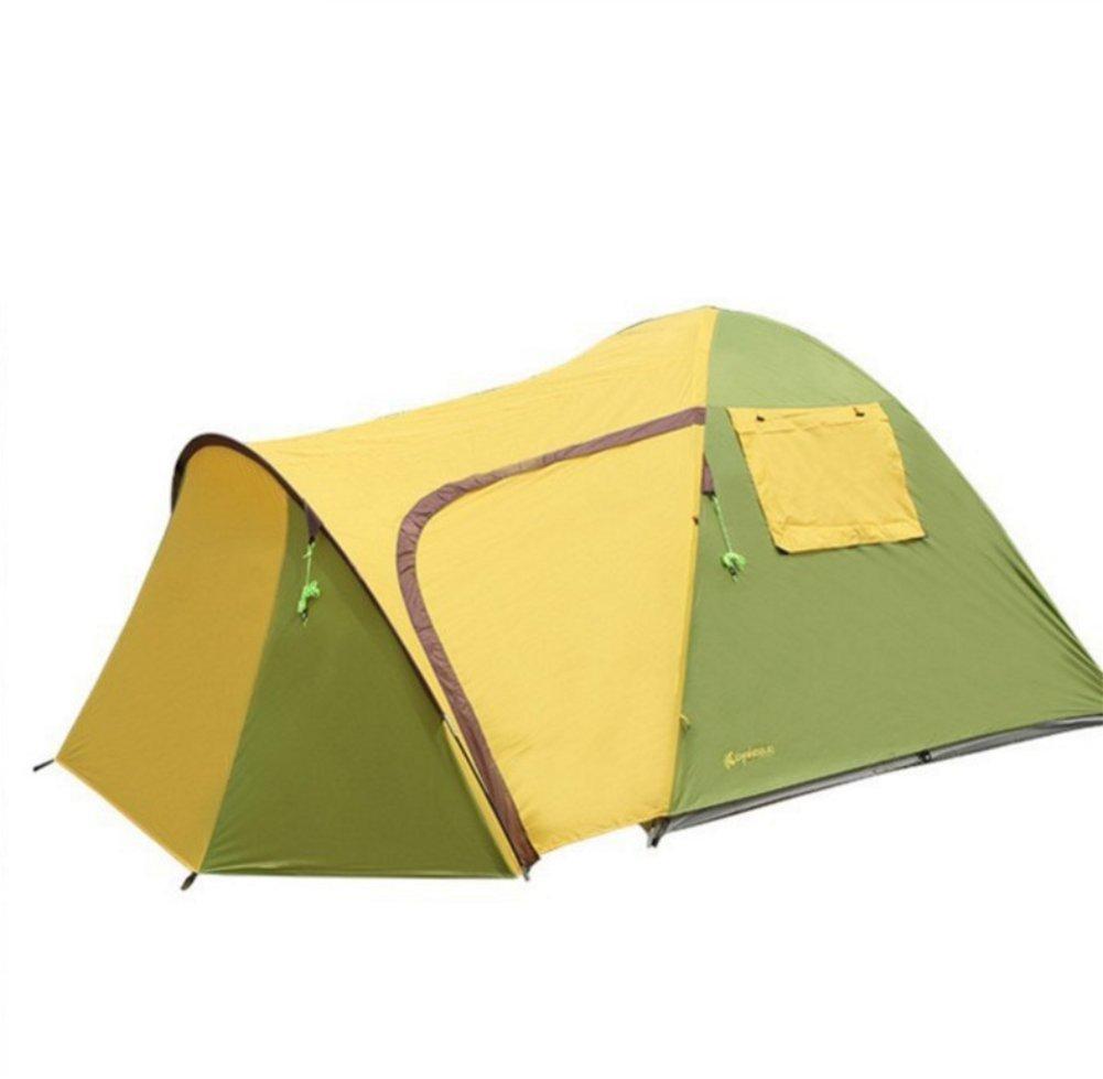 QGFL Outdoor Vollautomatische Zelt Wasserdicht Sonnenschutz Camping Tourismus Artikel Zelt