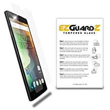 EZguardz Premium Real Tempered Glass Screen Protector Shield For OnePlus 2 / Two