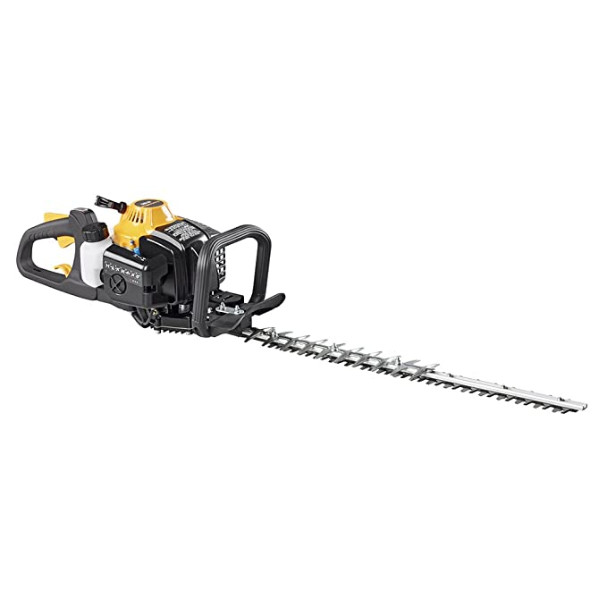 best gas hedge trimmer : For Precision Cutting: Poulan Pro PR2322 22-Inch 23cc 2 Cycle Gas Powered Dual Sided Hedge Trimmer