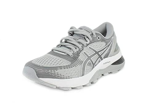 innovative design 9fd31 48210 Gel-Nimbus 21 MID Grey Silver - Footwear  Women s Footwear