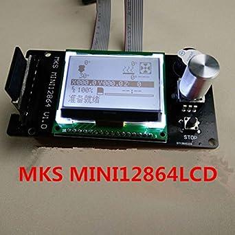 Generic MKS MINI12864LCD mini 12864 smart display 3d printer