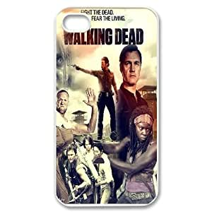 ZK-SXH - The Walking Dead Personalized Phone Case for iPhone 4,4G,4S, The Walking Dead Customized Phone Case