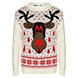Product review for A2Z 4 Kids® Girls Boys Christmas Jumpers Kids Novelty Reindeer Print Xmas Sweaters 5-12 Year