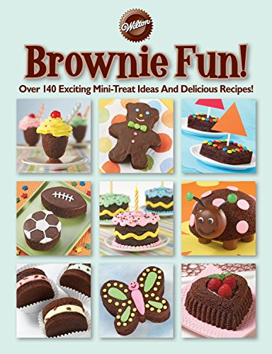Easy To Make Halloween Snacks (Wilton Brownie Books)