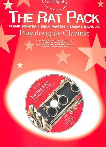 The Rat Pack (+ CD): For Clarinet Guest Spot HoleSim Long: Amazon ...