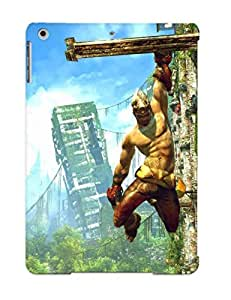 Fashion Tpu Case For Ipad Air- Enslaved Odyssey To The West Defender Case Cover For Lovers