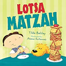 Lotsa Matzah (Very First Board Books)