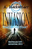 Invasion (NA Alien Invasion) (Arrival meets New York Deep) (Shifter Evolutions Book 2)