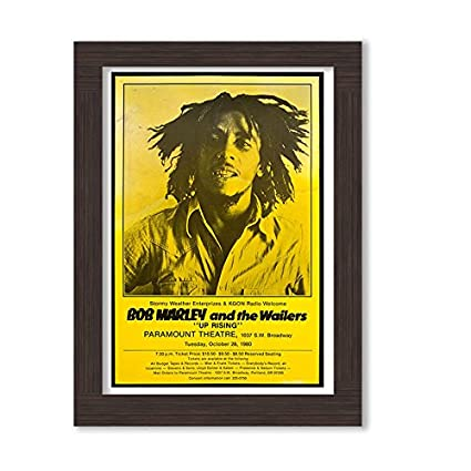 God of Sale Bob Marley Framed Poster Frames Frame Photo Image Wall ...