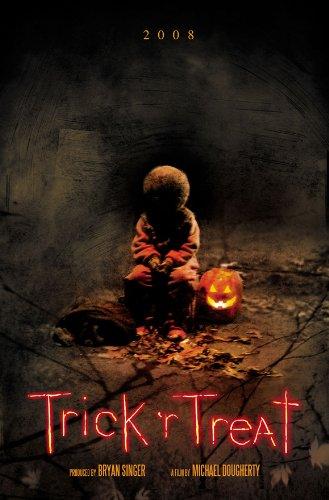 Trick 'r Treat Poster Movie Anna Paquin Quinn Lord Brian Cox