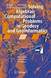 Solving Algebraic Computational Problems in Geodesy and Geoinformatics: The Answer to Modern Challenges