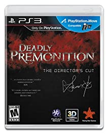 Deadly Premonition: The Director's Cut - Playstation 3
