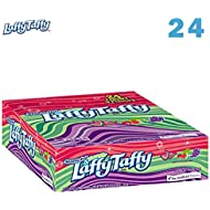 Laffy Taffy Stretchy & Tangy Variety Box, 1.5 oz Packages (Pack of 24)