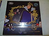 Limited Edition Disney Villains Porcelain Evil Queen Art Plate Le 1000