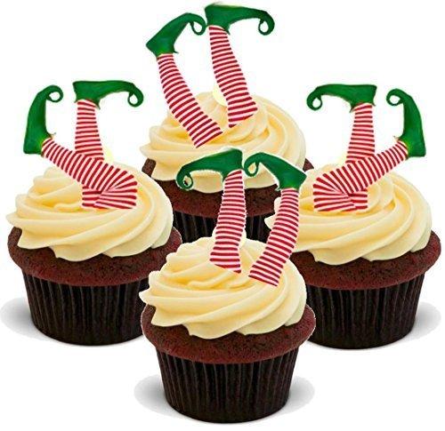 Xmas Cake Decorations - 3