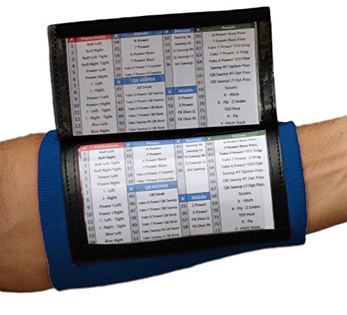 SteelLocker Sports Playbook Wristband Adult product image