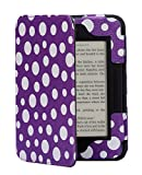 i-UniK Barnes & Noble NOOK GlowLight 3 (2017 Compatible Model# BNRV520) Slim Cover Case (Polka Dot)