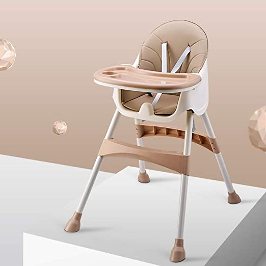 Portable Baby Highchair With Feeding Tray Padded Seat 6 Mths Damaged Box
