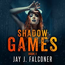 Shadow Games: Time Jumper Series, Book 1 Audiobook by Jay J. Falconer Narrated by Gary Tiedemann