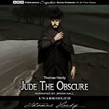 Jude the Obscure Audiobook by Thomas Hardy Narrated by Brian Hall