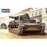 Hobby Boss 1/35 Panzerkampfwagen IV Ausf.C, German Tank