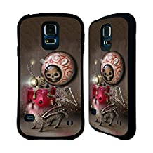 Official Jason Limon Light Rider Skull Hybrid Case for Samsung Galaxy S6 edge+ / Plus
