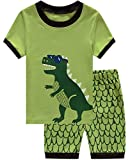 Babyroom Boys Short Pajamas Toddler Kids Sleepwear Summer Clothes Shirts 2T
