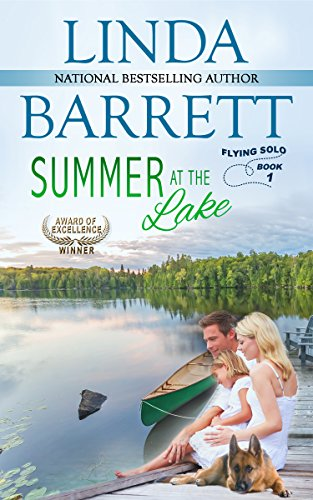 book cover of Summer at the Lake