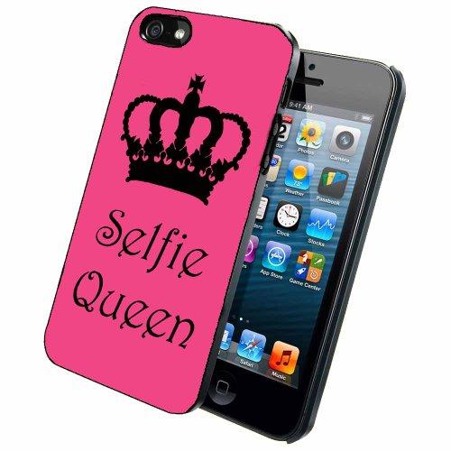 Selfie Queen - iPhone 5/5S Case Back Cover