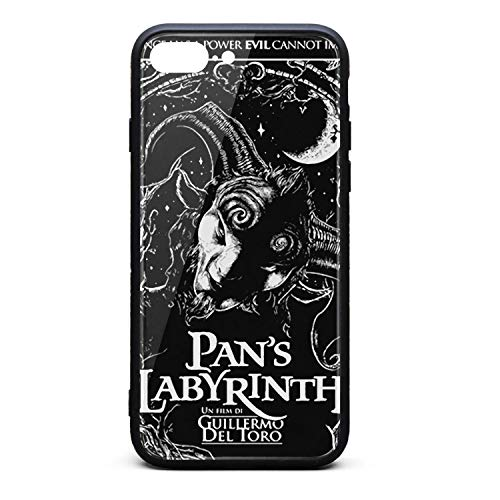 Compatible iPhone 7/8 Plus Case Pan's-Labyrinth-by-cosmicstories- Shock-Absorbing Skid-Proof Slim TPU Protective Premium Hard Case for iPhone 7/8 Plus 5.5Inch