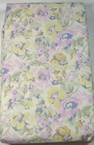 Paisley Standard Pillowcase (Lauren Standard Floral Pillowcases Set of 2 100% Cotton Multi Color)