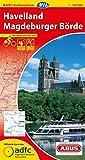 ADFC-Radtourenkarte 8 Havelland Magdeburger Börde 1:150.000, reiß- und wetterfest, GPS-Tracks Download (ADFC-Radtourenkarte 1:150000)