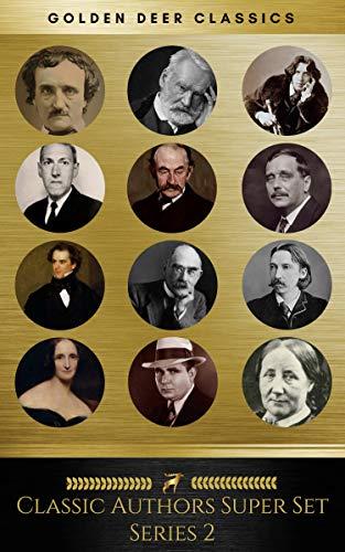 Classic Authors Super Set Series 2 (Golden Deer Classics) - Golden Deer