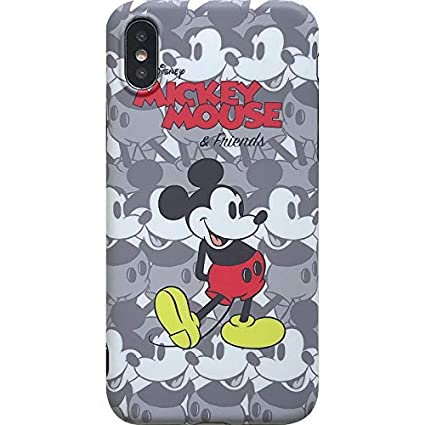 Amazon Com Soft Tpu Gray Mickey Mouse Case For Apple Iphone