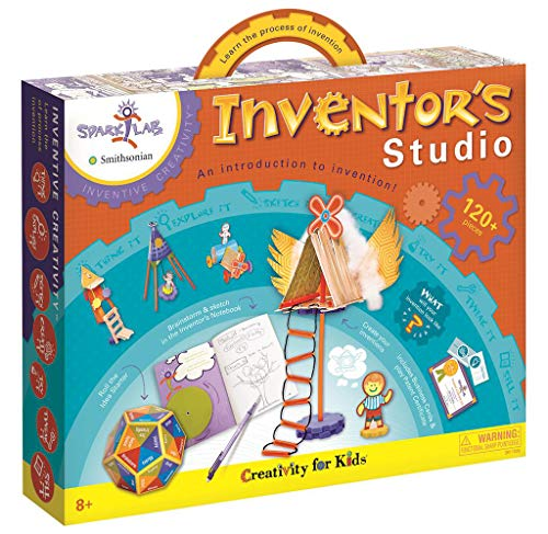 Creativity for Kids CFK3611 Children's Craft Kit, Multi (List Of All Smithsonian Museums In Dc)