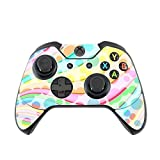 Colorful Design Bright Colors Lines Design Xbox One Controller Vinyl Decal Sticker Skin by Moonlight Printing