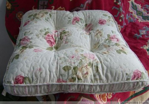 Ordinaire Shabby And Vintage Style Floral Soft Chair Pad W/Filling 08: Amazon.co.uk:  Toys U0026 Games