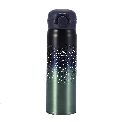Acouto Botella de Agua de Aislamiento térmico, 500ml / 350ml ...