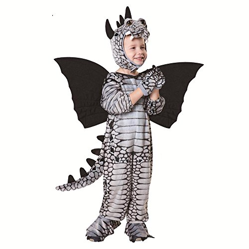 Totally Ghoul Stegosaurus Costume, Child size Medium - Stegosaurus Costume